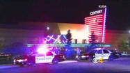 CENTENNIAL, Colo. —  Two veteran police officers broke down on the stand Monday morning as they described the horrific crime scene at a suburban movie theater where a gunman opened fire on spectators, leaving a bloody trail of bodies.