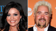 "The Food Network premiered its latest reality food show competition Sunday night with the second season of ""Rachael vs. Guy Celebrity Cook-off."" The network's version of ""Dancing With the Stars"" -- they even got an ex-contestant to compete -- is gearing up for a season full of bloated celebrity egos and mishaps in the kitchen."