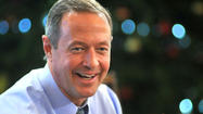 Gov. Martin O'Malley said Monday that his administration proposes spending $336 million on school construction aid next year, including $25 million to add air conditioning to older schools.