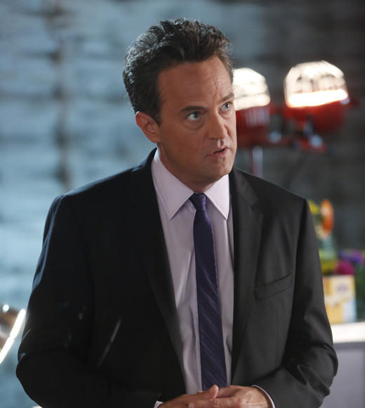 <i>Returns:</i> 9 p.m. Tuesday, Jan. 8 <br><br> Ryan (Matthew Perry) will get the offer of a lifetime from Bob Costas in the show's first episode of 2013. Ryan also decides he wants to get his first date as a widower out of the way -- which we're guessing doesn't go spectacularly. <br><br>