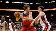 Washington Wizards vs. Miami Heat