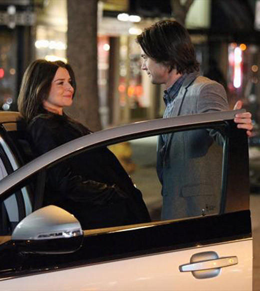 <i>Returns 10 p.m., Tuesday, Jan. 8</i> <br></br> Christmas is past, but the medical emergencies and emotional turmoil aren't quite over yet. The final three episodes of the series will air in January, giving us a look at Amelia's attempts to blind date, relationships moving forward, and the final goodbyes.