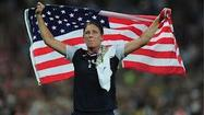 Former Gators All-American Abby Wambach capped the best season in her remarkable career with the ultimate honor in women's soccer.