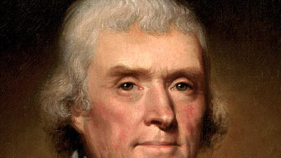 Music from Thomas Jefferson's (and His Slaves') Time at Wesleyan Feb. 1