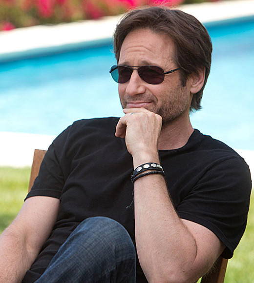 "<i>Returns 10:30 p.m., Sunday, Jan. 13</i> <br></br> Hank (David Duchovny) collaborates with a hedonistic rock star (Tim Minchin) on a Broadway musical adaptation of his novel. Maggie Grace (""Lost"") joins the cast in a recurring role as a rock groupie who bonds with Hank."
