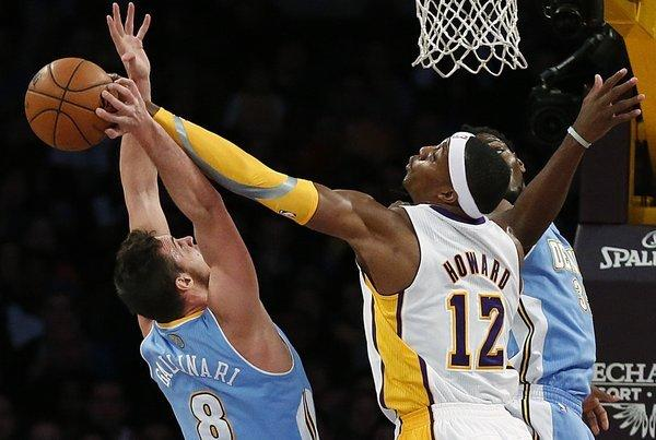 Dwight Howard, Danilo Gallinari