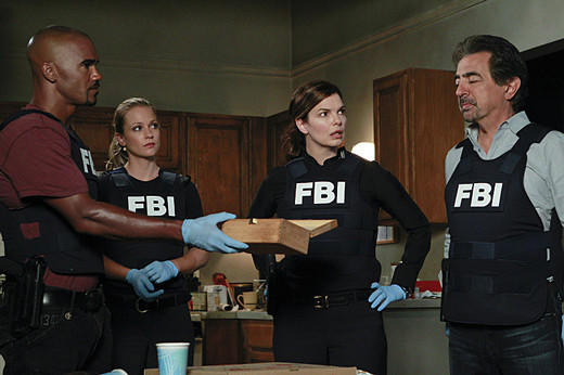 Midseason TV 2013: What to expect when your favorite shows return: Returns 9 p.m., Wednesday, Jan. 16  The team comes together when Reid (Matthew Gray Gubler) discovers his girlfriend has been kidnapped. Also: Michelle Trachtenberg (Gossip Girl) guest stars.