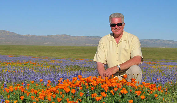 Huell Howser in 'California's Gold'