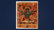 The Southern Alleghenies Museum of Art at Altoona will feature Tibetan Treasures: The Rezk Collection of Tibetan and Nepalese Art.