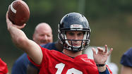 Former University of Virginia quarterback Michael Rocco is transferring to Richmond where he will play for his uncle.