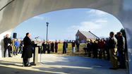 Underpass dedication