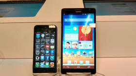 CES 2013: Huawei unveils durable smartphone with 6.1-inch screen