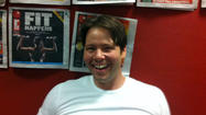 "Ike Barinholtz finds no downtime working as a writer for and costar of Fox's ""The Mindy Project,"" but the Chicago native wouldn't trade the job for anything."