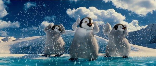 "A scene from ""Happy Feet Two"""