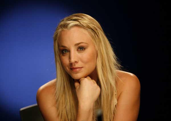 "Kaley Cuoco will be a guest on ""The Ellen DeGeneres Show"" and ""Conan"""