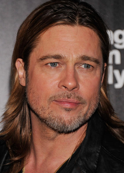 Click the next image for his brother Goodwill Ambassador Doug Pitt