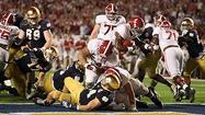 Photos: Alabama 42, Notre Dame 14