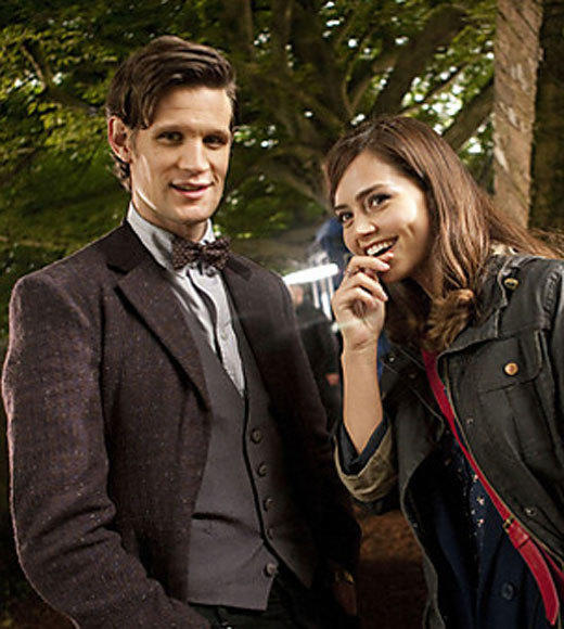Midseason TV 2013: What to expect when your favorite shows return: Returns TBD Spring 2013  The Doctor (Matt Smith) attempts to uncover the truth about mysterious new companion Clara Oswald (Jenna-Louise Coleman).