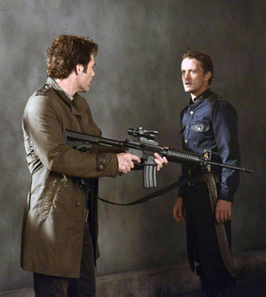 <i>Returns 10 p.m., Monday, March 25</i> <br></br> Monroe (David Lyons) wields his power and battle lines are drawn as the true revolution begins.