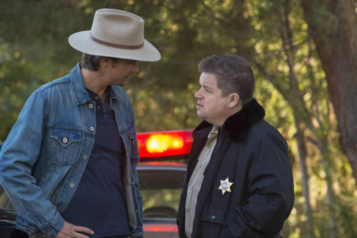 <i>Premieres:</i> 10 p.m. Tuesday, Jan. 8 <br><br> Raylan Givens (Timothy Olyphant) will confront his past when a 30-year-old cold case turns out to have ties to his family. Boyd (Walton Goggins), meanwhile, locks horns with a revival preacher (Joe Mazzello). Patton Oswalt and Ron Eldard also have recurring roles this season.