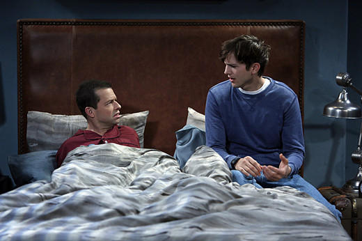 <i>Returns 8:30 p.m./7:30 p.m. central, Thurs, Jan. 3</i> <br></br> Walden (Ashton Kutcher) continues to struggle over his misrepresentations to Kate (Brooke D'Orasay), and he devises a plan to have Alan (Jon Cryer) invest in Kate's fashion business, using Walden's money. The show eventually takes us to New York for fashion week, as Walden makes the decision to come clean with Kate about his true identity.
