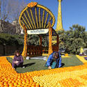 Lemon Festival, Menton, France