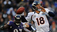 Ravens hoping history won't repeat itself against the Broncos