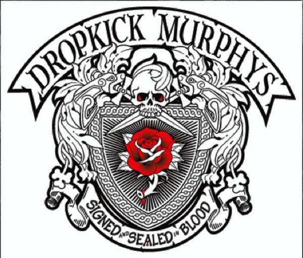Album art for Dropkick Murphys' latest.