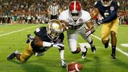 Photos: Alabama vs. Notre Dame in the BCS title game