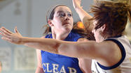 Clear Spring Goretti girls basketball