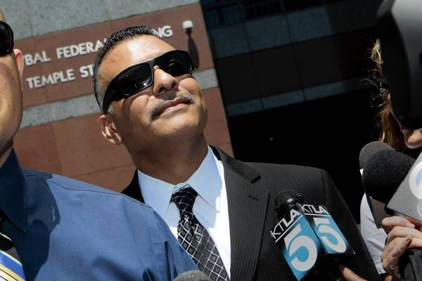 Former Cudahy official Angel Perales received probation instead of a prison term after aiding the investigation of city corruption.
