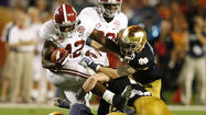 PHOTOS: BCS National Championship game, Notre Dame vs. Alabama