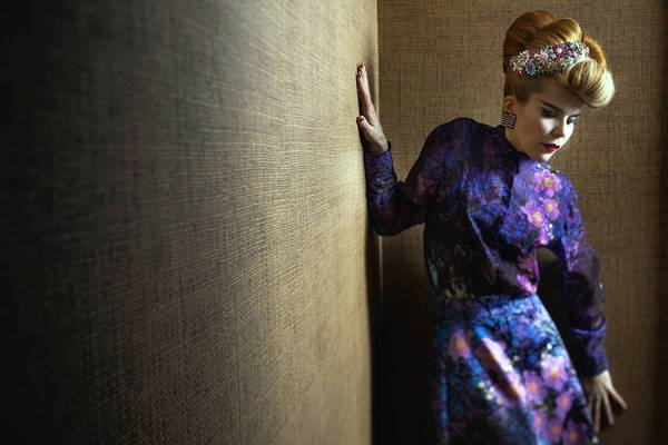British singer-songwriter Paloma Faith is hoping for success in the U.S.