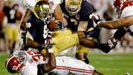 <strong>MIAMI GARDENS, Fla.</strong> — Notre Dame's final stat line in the Bowl Championship Series title game wasn't pretty. The Fighting Irish had only 32 yards rushing.
