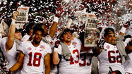 It's a title wave as Alabama pummels Notre Dame in BCS rout