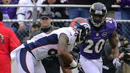 It was an extremely turbulent week for the Ravens prior to being routed by the Denver Broncos in December.