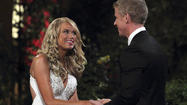 ABC did not let us down -- and neither did the 26 women vying for the love of this season's bachelor. He's heartbroken, boy next door, beach blonde Sean Lowe!