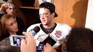 Video: Alabama QB A.J. McCarron on Katherine Webb's Twitter followers, date requests