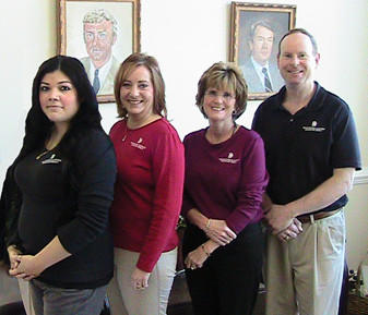 Benschoten & Carter Insurance Agency staff