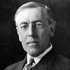 Woodrow Wilson the 28th President of the United States, from 1913 to 1921, taught at  Wesleyan University from 1888 until 1890. Wilson coached the Wesleyan football team and founded the debate team -- still called the Woodrow Wilson Debate Society.