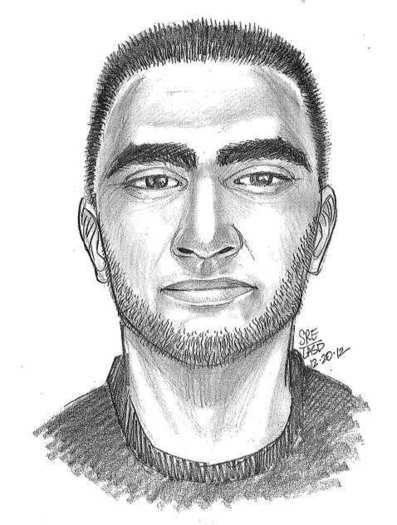 Glendale police are seeking help in identifying this man, who allegedly fondled a girl's breast as she walked to school.