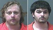 UPDATE: LaPorte police bust 2 for drugs in home with 3-year-old