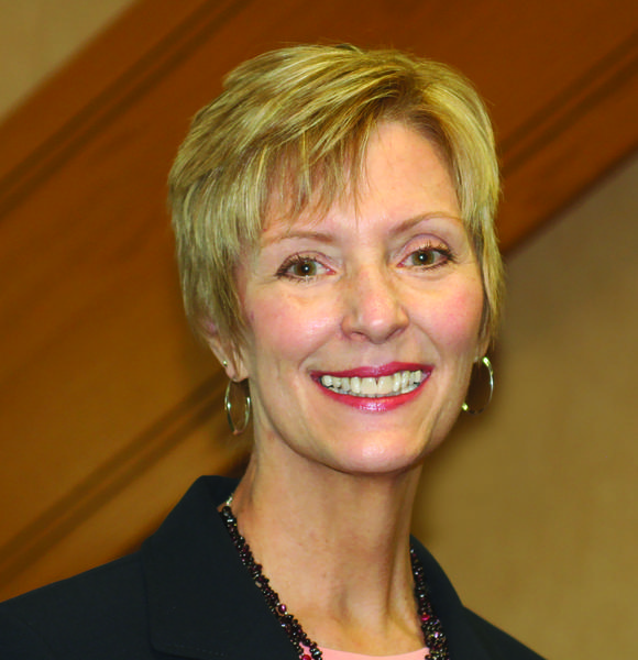 Dr. Janet Anderson joined Wheeler Clinic in Plainville as chief operating officer.
