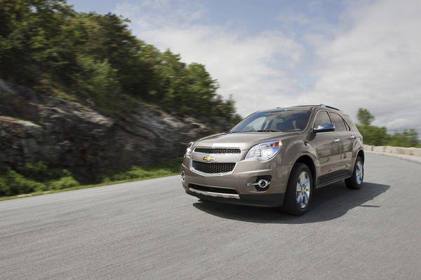"<a href=""/marketplace/auto/sns-2013-chevrolet-equinox-review-20130108,0,1241735.story"">Kristen Varela of Cars.com writes:</a> When climbing in for the first time, my 10-year-old daughter exclaimed, ""Mom, this is the coolest car ever! Can we pretty please keep it?"" <a href=""/marketplace/auto/sns-2013-chevrolet-equinox-review-20130108,0,1241735.story"">Full review</a>"