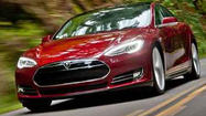2012 Tesla Model S: Mean green machine