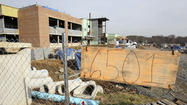 Construction at new Elkridge Elementary School [Pictures]