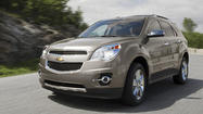 2013 Chevrolet Equinox: Bigger V-6 powers family favorite