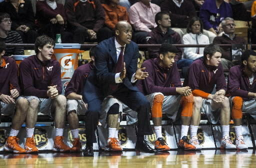 James Johnson not happy with Hokies' rebounding, defense