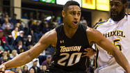 Digest: Towson's Benimon is CAA Player of the Week again