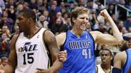 Dallas Mavericks vs. Utah Jazz